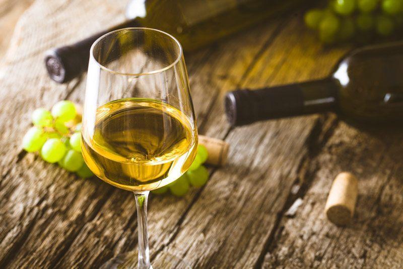 Vino blanco Saborea Huelva