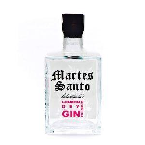 Ginebra Martes Santo London Gin