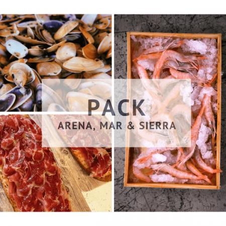 Pack Arena, Mar y Sierra